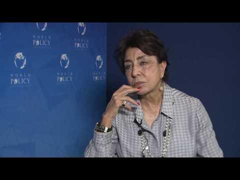 Assia Bensalah Alaoui    PART 1