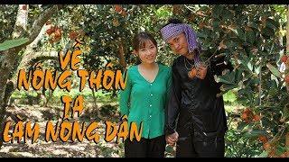 [OFFICIAL MV] VỀ NÔNG THÔN TA LÀM NÔNG DÂN - Jombie Ft Bảo Jen
