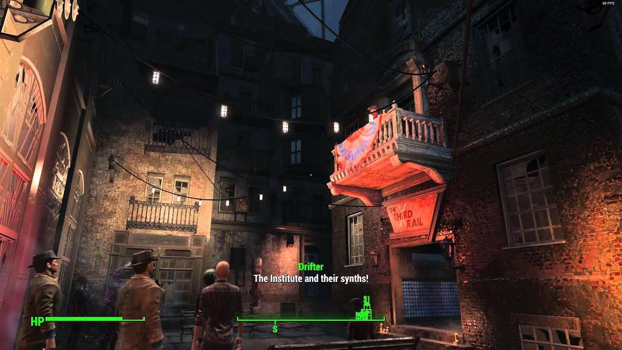 Fallout 4 Institute Speech Script