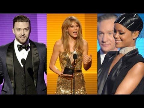American Music Awards 2013 -- Winners -- One Direction, Taylor Swift, Justin Timberlake, Rihanna Win