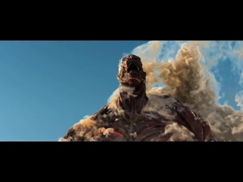 Shingeki no kyojin-Attack on titan- Movie Demostration (Demostración de Película)-Trailer
