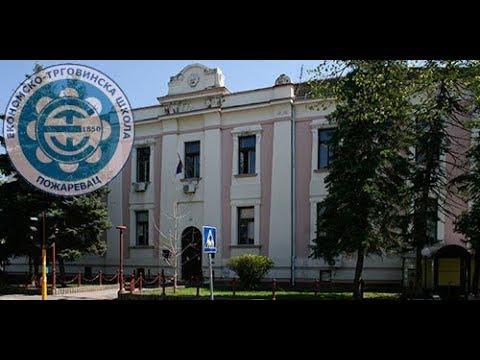 Matursko Vece EKONOMSKA SKOLA Pozarevac 2018