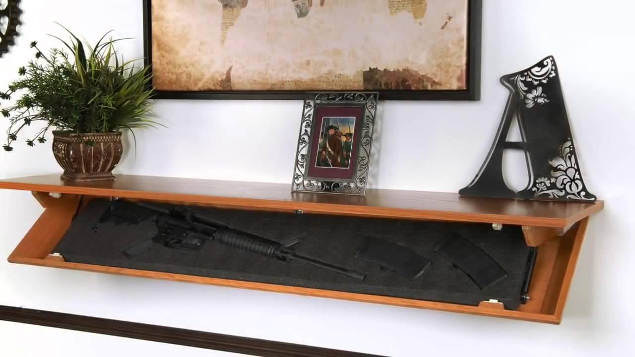 Diversion Safe / Hidden Gun Cabinet