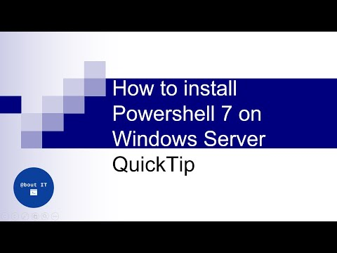 how-to-install-powershell-7-on-windows-server-|-quicktip