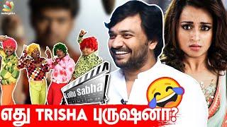Lollu Sabha நிறுத்தினதுக்கு இது தான் காரணம்! – Actor Jeeva Interview | Vijay TV, Master, Trisha