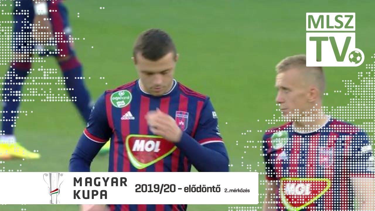 MOL Fehérvár FC - Mezőkövesd Zsóry FC | 2-2 (0-1) | Magyar ...