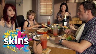 Dinner At The Fitch's - Skins