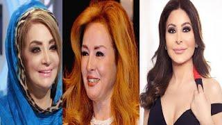 إليسا تقلق محبيها على صحتها ولهذا السبب منعت شهيرة نجلاء فتحي من حضور عزاء محمود ياسين