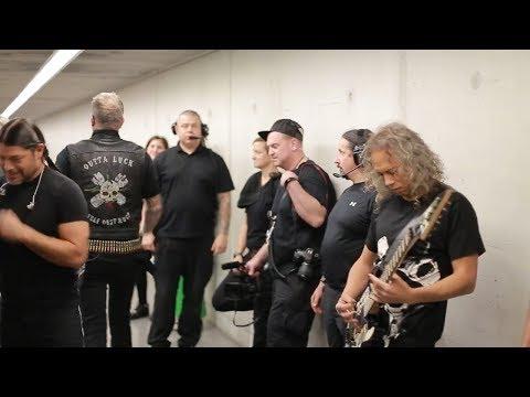 Metallica honored Cliff Burton in beautiful way (Orion), Italy Turin February 10th, 2018