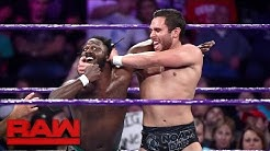 Rich Swann vs. Noam Dar: Raw, Nov. 28, 2016