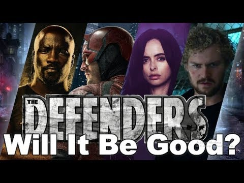 Will the Defenders be Good? ing the Netflix MCU