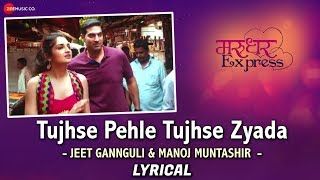 Tujhse Pahele Tujhse Zyada Marudhar Express Sonu Nigam Mp3 Song Download