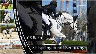 B100 Stil  - 66-8 Stilpunkte - CS Bern 2015