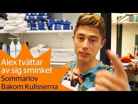 Alex osminkad! Bakom Kameran på Sommarlov 2015 from YouTube · Duration:  34 seconds