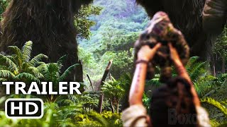 GODZILLA VS KONG Trailer Teaser (New, 2021) Monster Movie HD