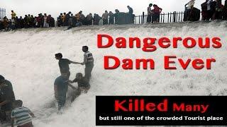 DANGEROUS DAM EVER - Bhushi Dam in Monsoon