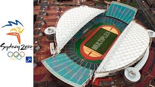 Sydney 2000 Olympics Stadiums Football
