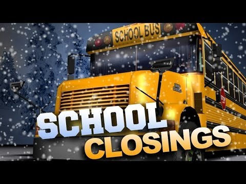 School closings and delays in Northern Virginia for Wednesday, Feb 7 2018