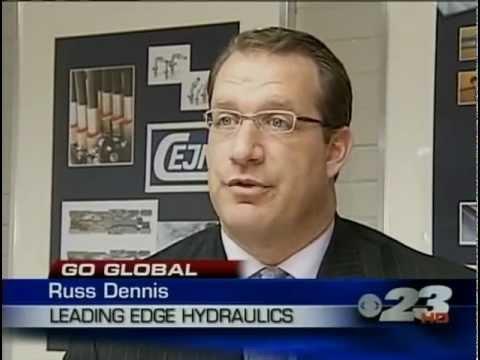Rockford Area Export Success Story: Leading Edge Hydraulics