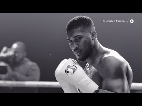 Anthony Joshua x William Hill TV Advert