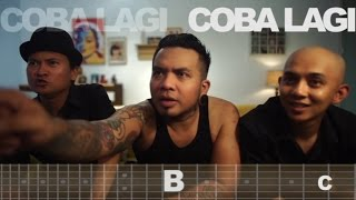 Endank Soekamti - Coba Lagi (Official Lyric Video)