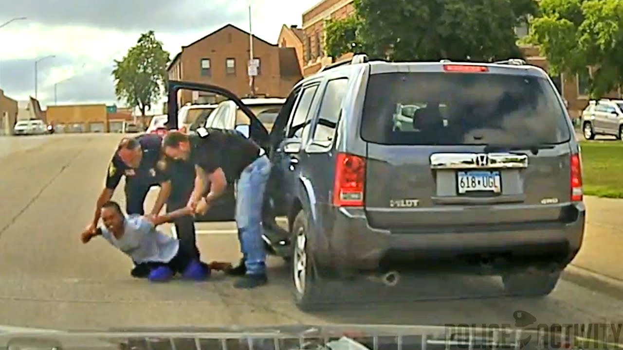 Dashcam Video Shows Excessive Force Arrest By Minnesota Cop