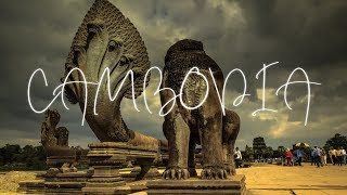 Cambodia- land of great temples
