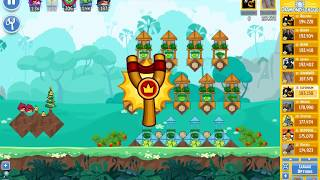 Angry Birds Friends tournament, week 305/3, level 2