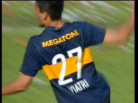 Boca campeón Torneo Apertura 2008 Parte 1