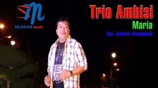 trio ambisi maria official music video