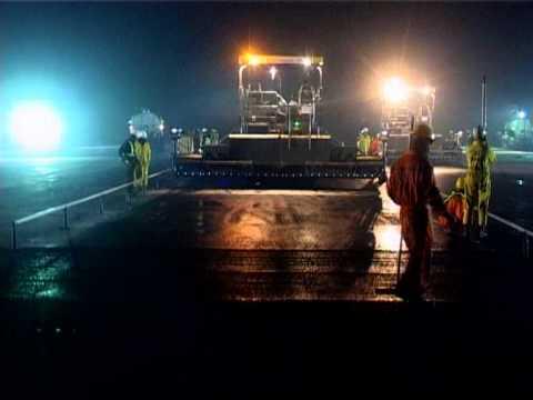 Hazrat Shahjalal International Airport Runway Construction