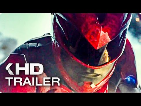 POWER RANGERS Trailer 2 (2017)