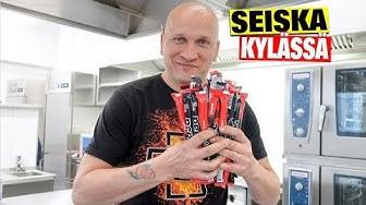 Tällainen on Sauli Kemppaisen uutuusravintola Berliinissä - lakua suoraan Suomesta!