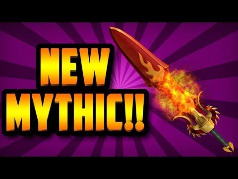 *INSANE* BRAND NEW INFERNO MYTHIC!! (ROBLOX ASSASSIN)