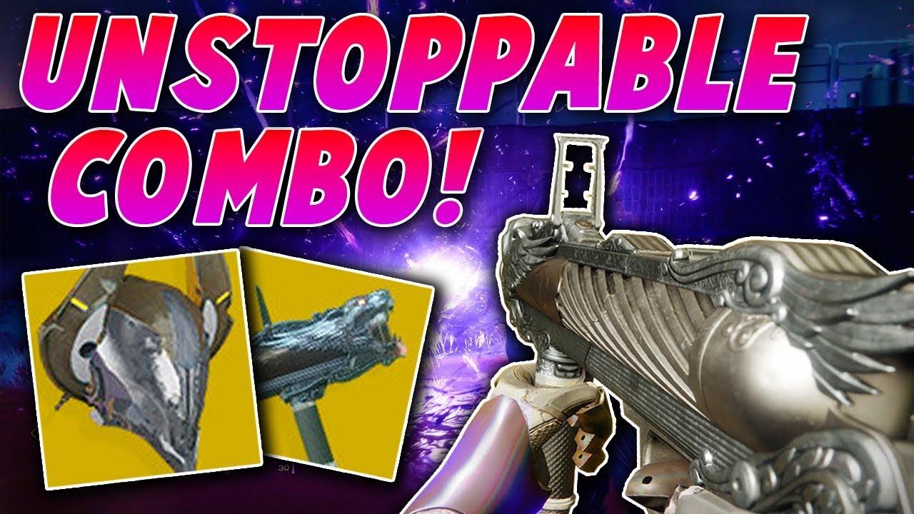 THIS COMBO IS OP! Nezarec's Sin Buff + Fighting Lion (Destiny 2 August  Update)