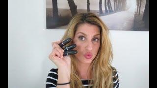 Συλλογή κραγιόν MAC Part 1 / MAC lipstick collection Part 1 (swatches - nudes and pinks) Thumbnail