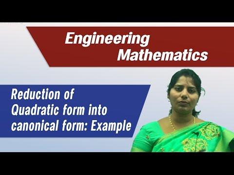 Best Engineering Mathematics Tips & Tricks: Reduction of quadratic equation : probabilty