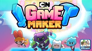 Cartoon Network Game Maker - Crear y Jugar en su propia Realidad (Cartoon Network Juegos)