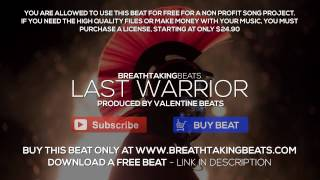 Epic Rap Battle Beat (Aggressive) - Last Warrior