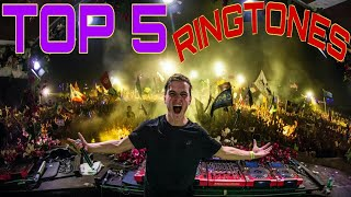 Martin GARIX TOP 5 New Ringtone !! With Download Links !! BEST RINGTONE You Should Download Now!!