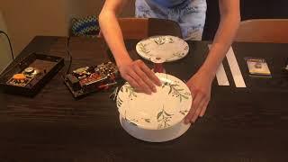 maxresdefault Rockin Paper Plate Speaker