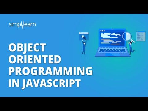 What is OOP in JavaScript? How is it Implemented?