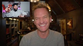I Interviewed NEIL PATRICK HARRIS and it got weird.. (Puzzles, Magic, Escape rooms)