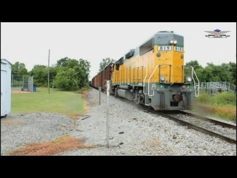 GTRA 819 Leading Long Hood Forward in The Rain-Columbus, Mississippi