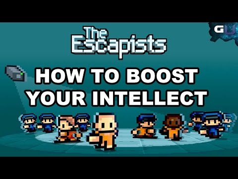 The Escapists - How to Boost Your Intellect