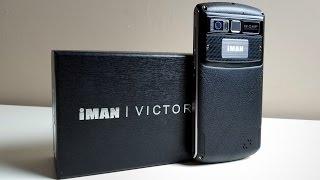 iMAN Victor обзор на смартфон, который заставит тебя страдать! Секретная разработка китайских войск!