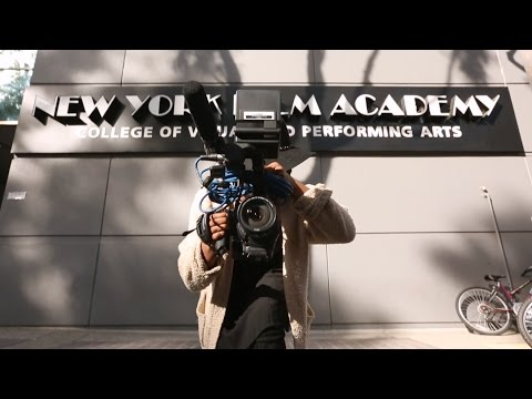 Overview of the New York Film Academy