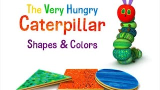 Best Alternative to Hungry Caterpillar Shapes and Colors