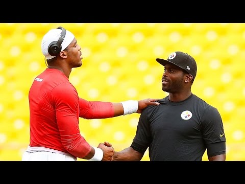 Michael Vick Says He's Still Faster Than Cam Newton