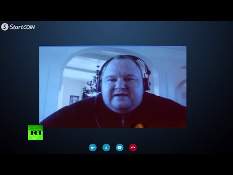 'Meganet', Part 2: Kim Dotcom plans crowdfunded replacement to internet (Ft. Max Keiser)